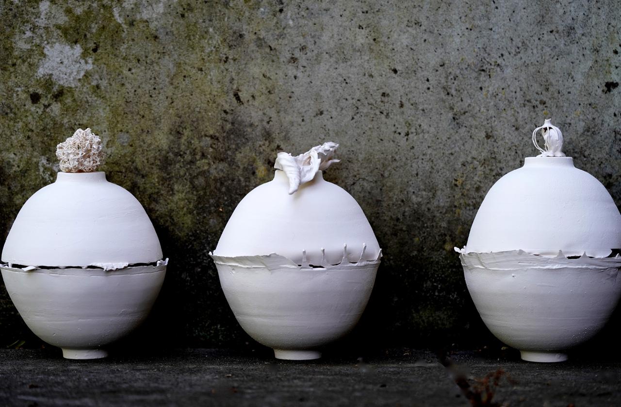 Unique handmade céramique pièces
